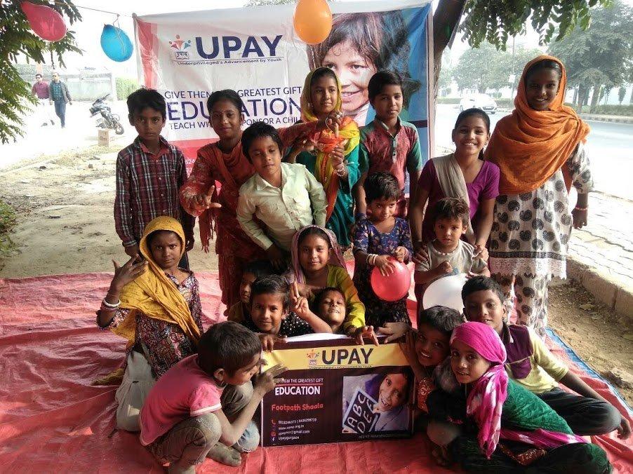 UPAY Footpath School